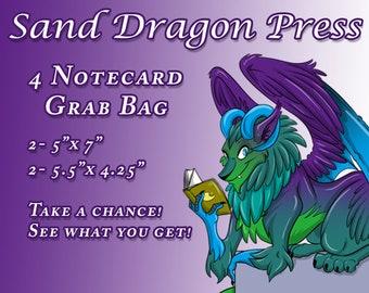 Note Card Grab Bag