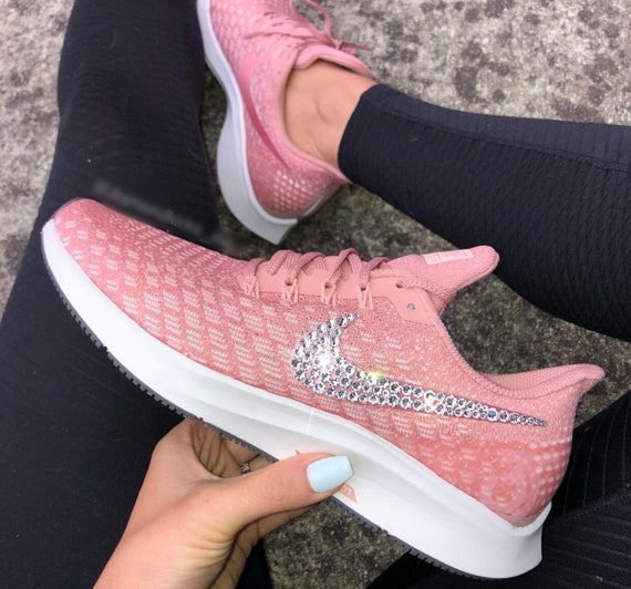 Nike 35 Women s Air Shoes Pink Swarovski Zoom Bling Pegasus 5wyqxpfzKa ... e7dbc9bcdd40