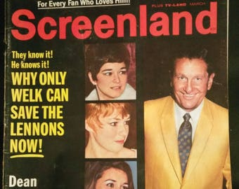 ScreenLand - March 1970 - Charles Manson