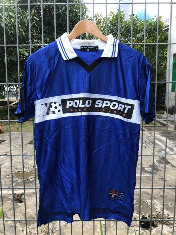vintage rare polo ralph lauren polo sport