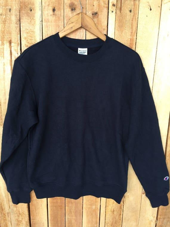 KAMPIOEN SWEATSHIRT Vintage Retro jaren 90 Sweatshirt sport jaren 1990 trui maat L hip hop