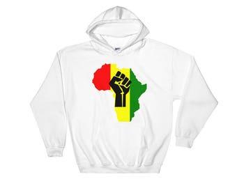Revolutionary But Gangsta - Hoodie Sweatshirt