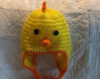 Child's Chick Hat