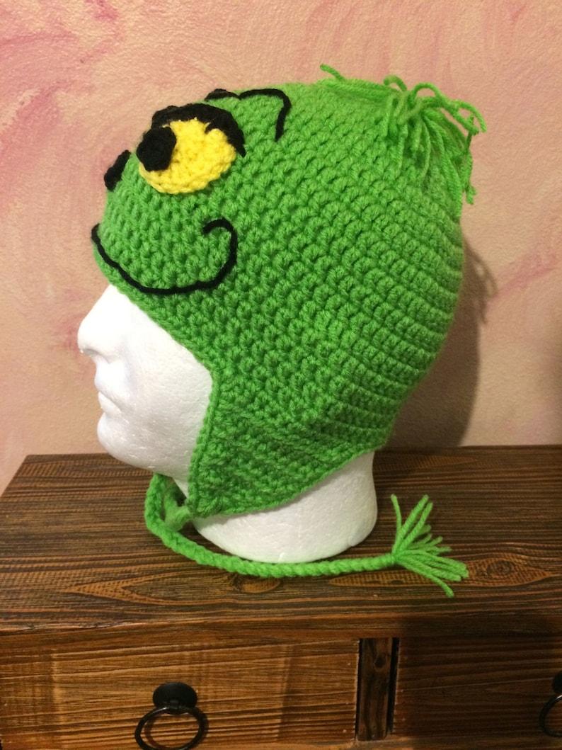 Grinch Ear-Flap Hat