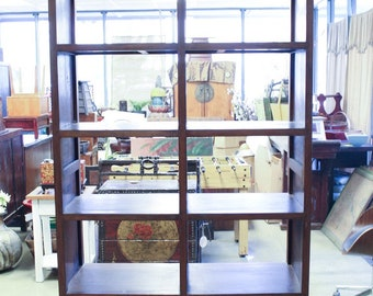 Vintage Chinese Standing Shelf