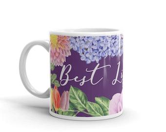 Best Life Ever - JW flower paradise Mug - Pioneer Gift - JW Gift - SKE - Pioneer School -