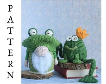 Froggy Catches Flies ~ Amigurumi To Go | Crochet frog, Crochet ... | 270x340