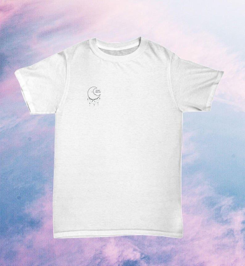 3ea03d5c Eco friendly vegan shirt yoga top graphic tee vegan t shirt | Etsy