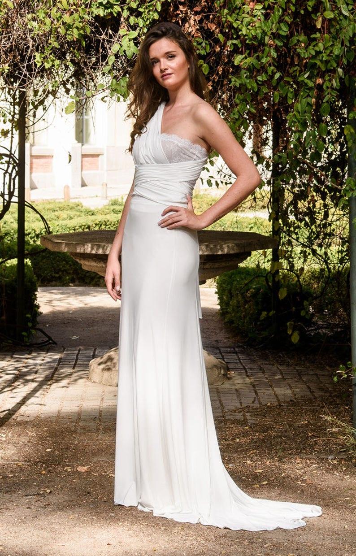 3347e5b99df Mermaid wedding dress convertible Greek style. Bohemian Style