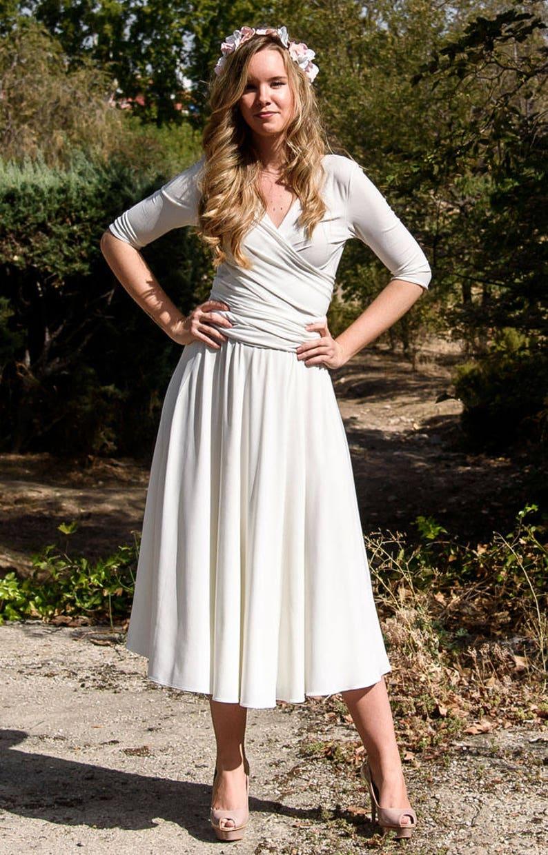 2ee9229b1b1 Wedding dress convertible bohemian style boho chic. Bohemian