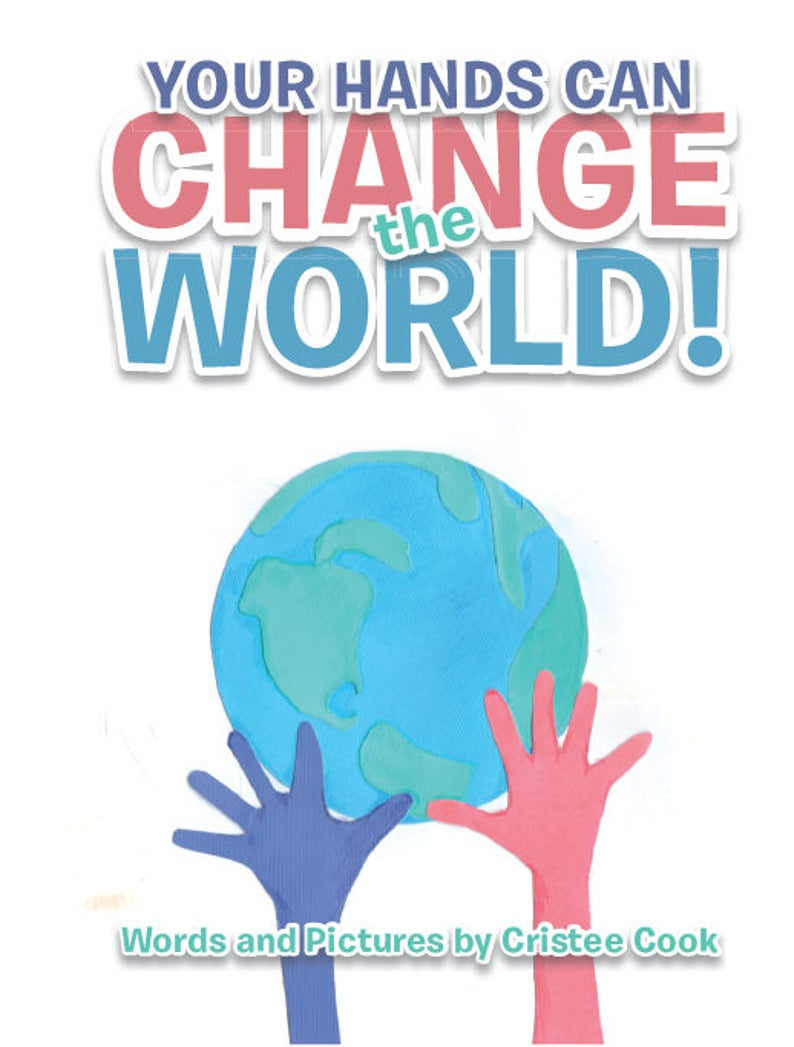 EBook Bundle  Your Hands Can Change The World  image 0