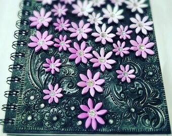 Flower Rain journal