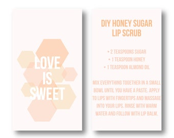 Sweet as Honey Wedding Favor Gift Tags