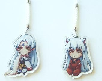 Inuyasha keychain  fe454585c
