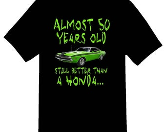 almost 50 time of life old