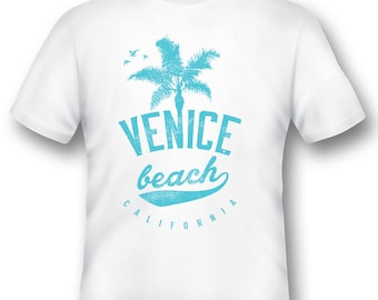 Venice Beach California 1527 Tee Shirt 082315