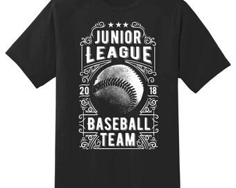 Baseball team junior league 05302016