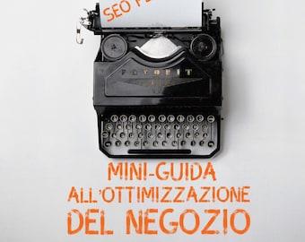 Negozi italiani su Etsy - Ottimizzazione del negozio Etsy - SEO per Etsy - Tutorial per i negozi - SEO a colazione - Daniela Ortelli