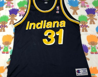 cheap for discount 7c5ad 91aac Reggie miller jersey   Etsy