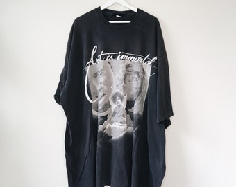 0cfd573cee2d1 Notorious B.I.G. Shirt VTG 90s Biggie Smalls Rap Tshirt Single Stitch  Vintage R B Tee USA Made 1990s Biggie
