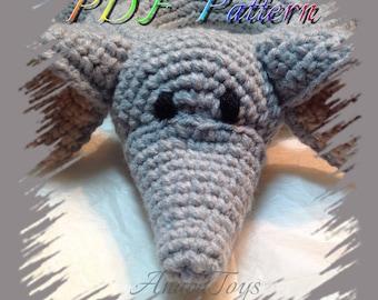 PDF Elephant Ring (AMIGURUMI)