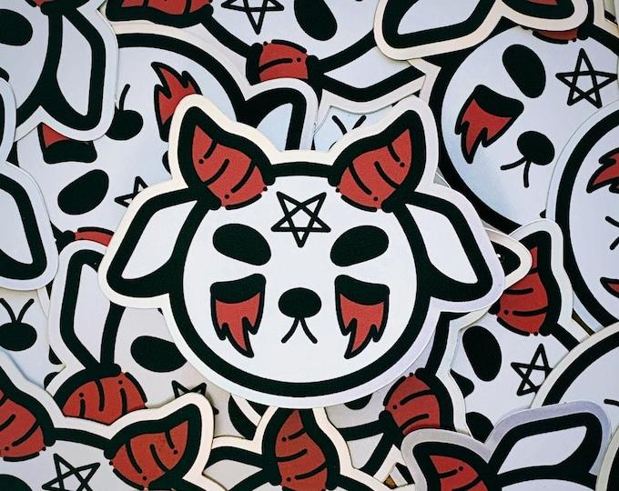 KK Slider Sticker Demon