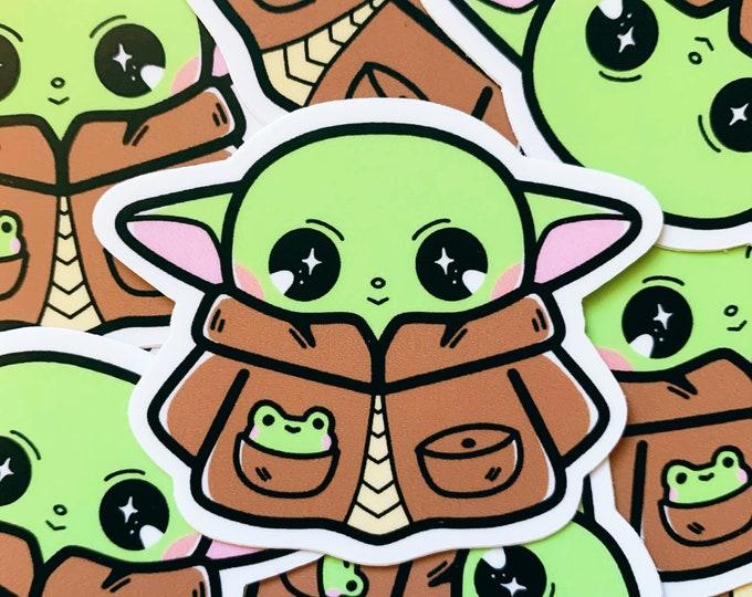 The Child Sticker Baby