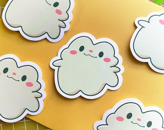Ghost Frog Sticker Vinyl Cute Sticker