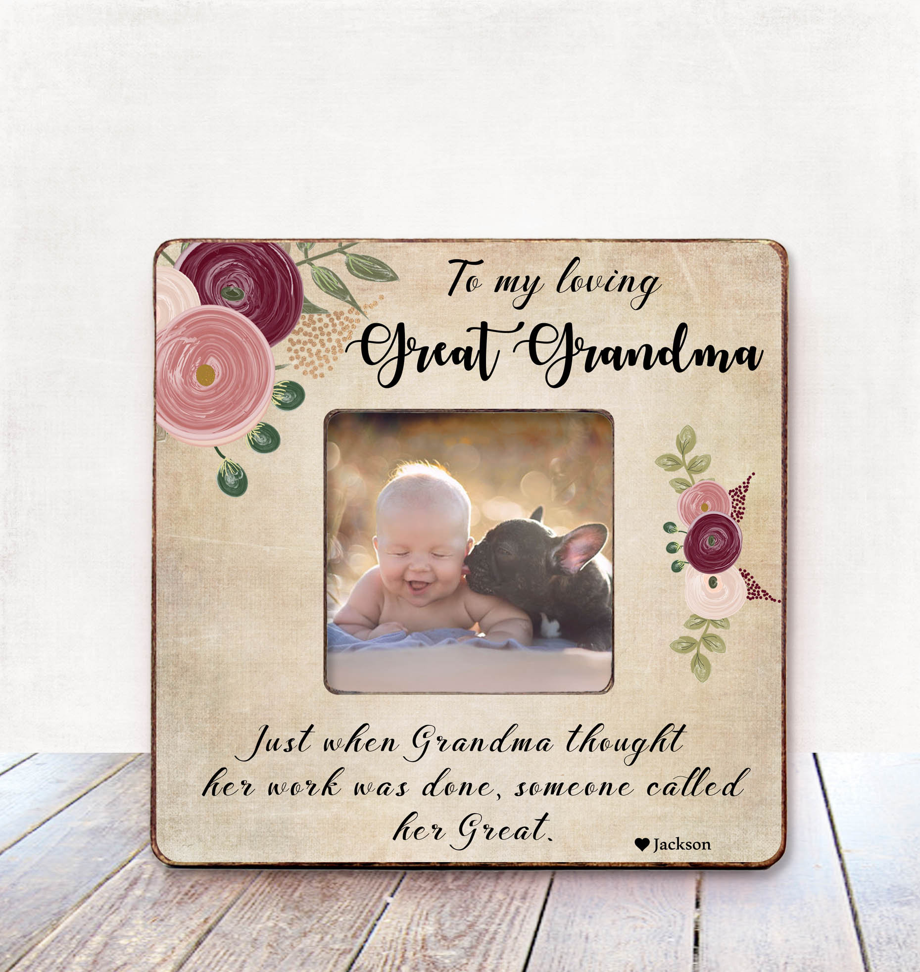 Mother\'s Day Gift Great Grandma Gift Great Grandma Mothers   Etsy