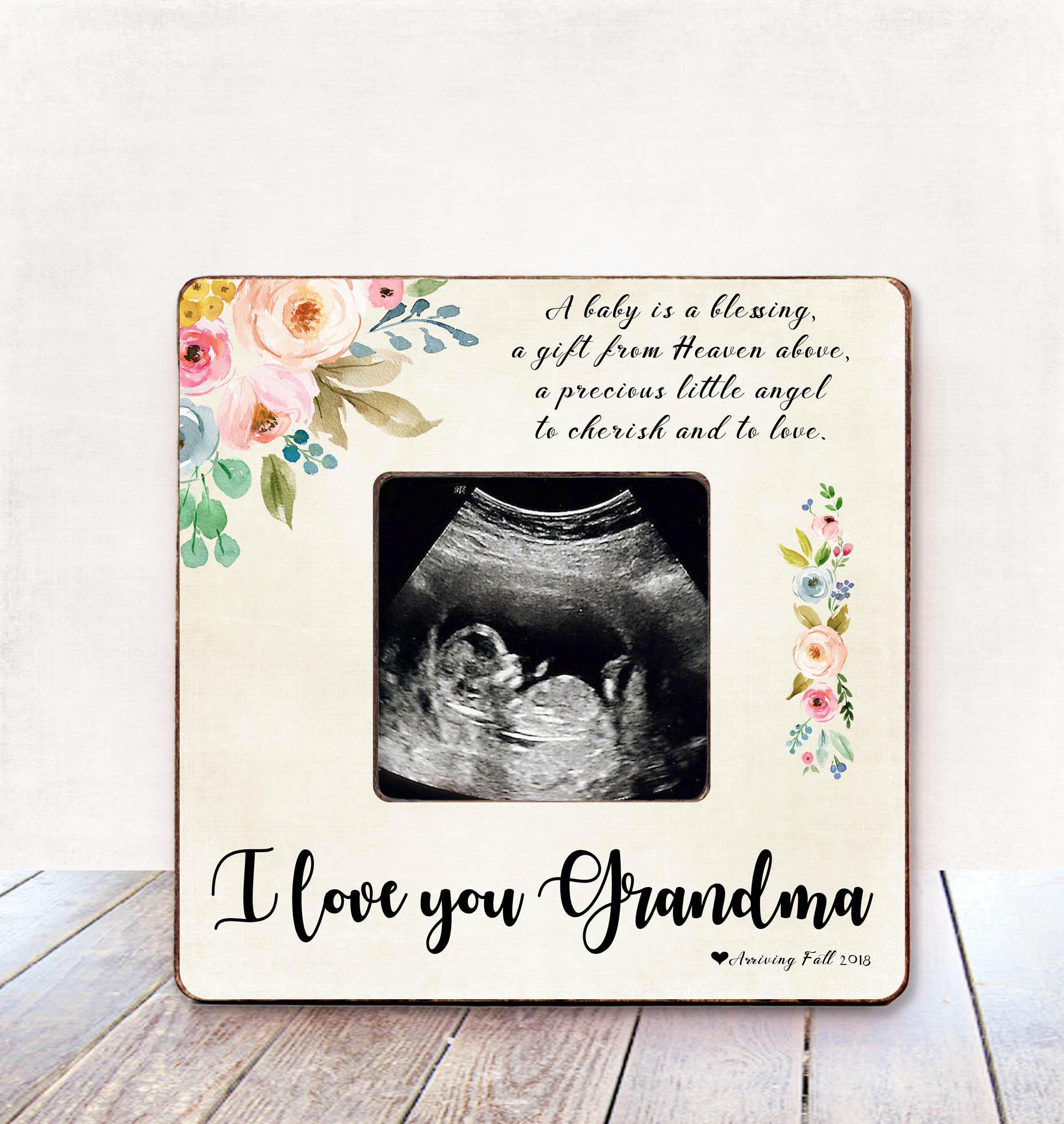 Schwangerschaft-Ankündigung Oma Schwangerschaft Ankündigung | Etsy