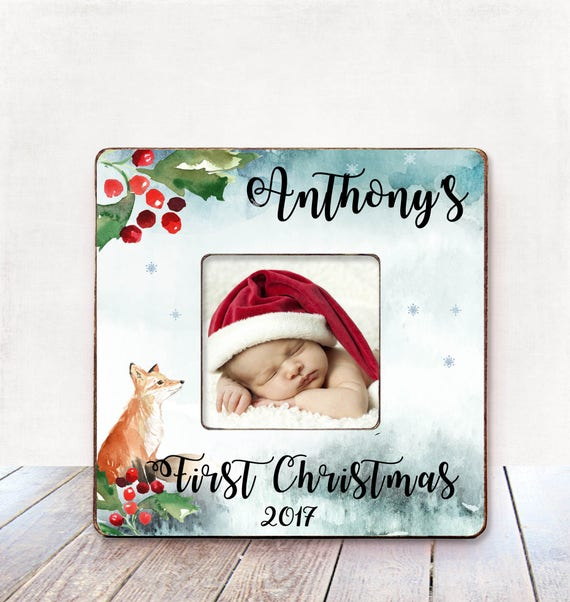 First Christmas Baby First Christmas Boy baby\'s first | Etsy
