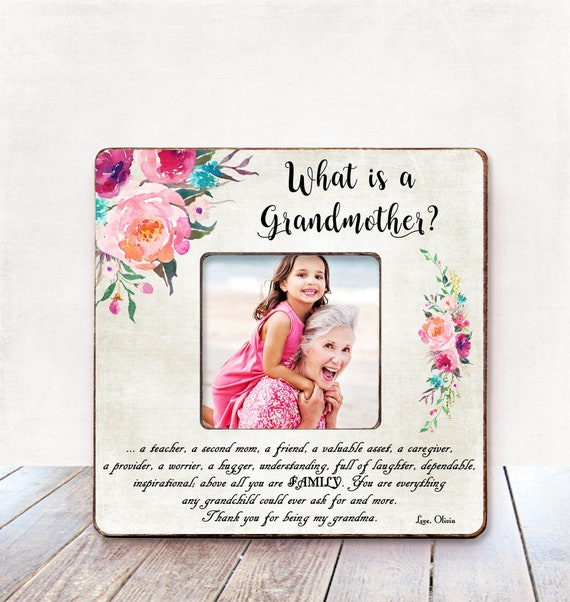 Grandma Gift Mothers Day Gift For Grandma Mother S Day Etsy