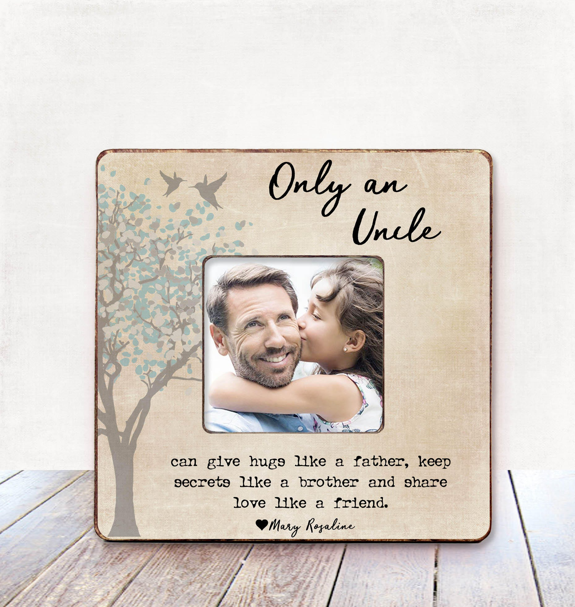 Uncle Christmas Gift Uncle Gift Uncle Birthday Gift Uncle | Etsy