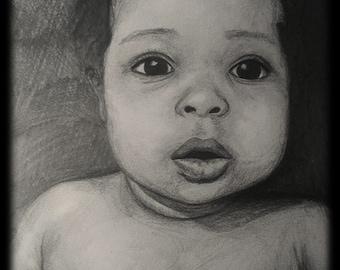 Custom Drawing/ Single Portrait