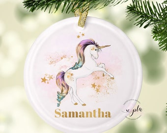 unicorn christmas decoration unicorn decoration unicorn ornament unicorn gift christmas unicorn christmas christmas ornament tree decor - Unicorn Christmas Decorations