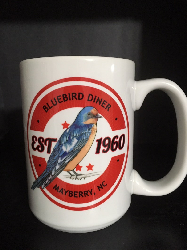 Inspired The Andy Show Oz By Mug Griffith Bluebird Diner 15 Coffee 8Zwn0NOPkX