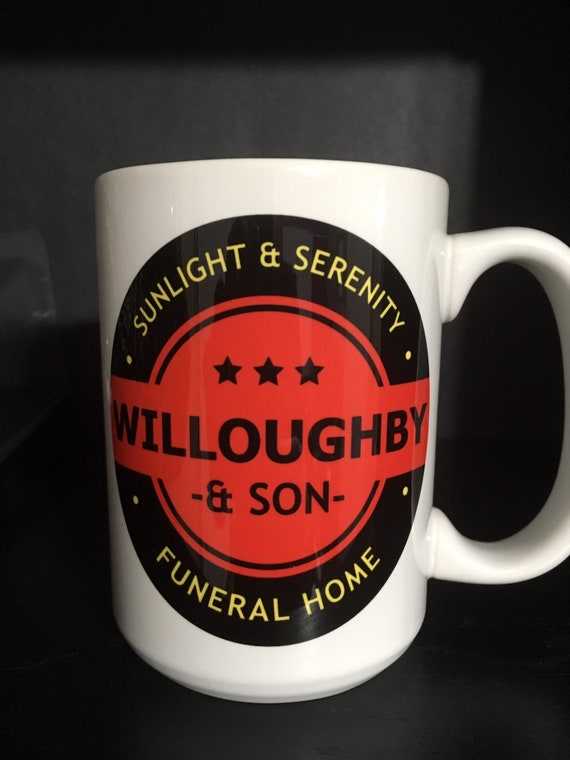 Willoughbyamp; Funeral Mug Stop Oz A Twilight Inspired 15 Zone The Son By Home At yfg67Yb