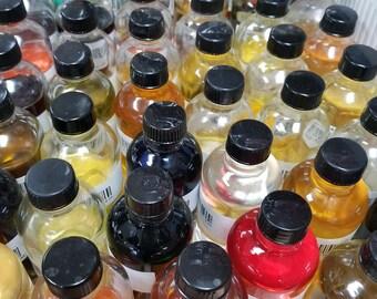 Men and Women Body Oil Fragrances