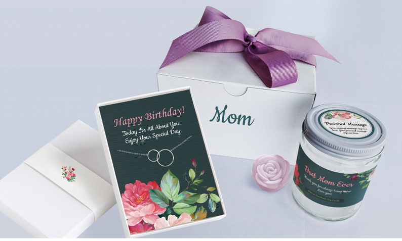 Mom Birthday Gift Box For