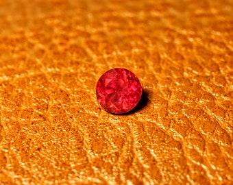 Natural, Pigeon Blood Ruby, Gemstones - 0.85 ct.