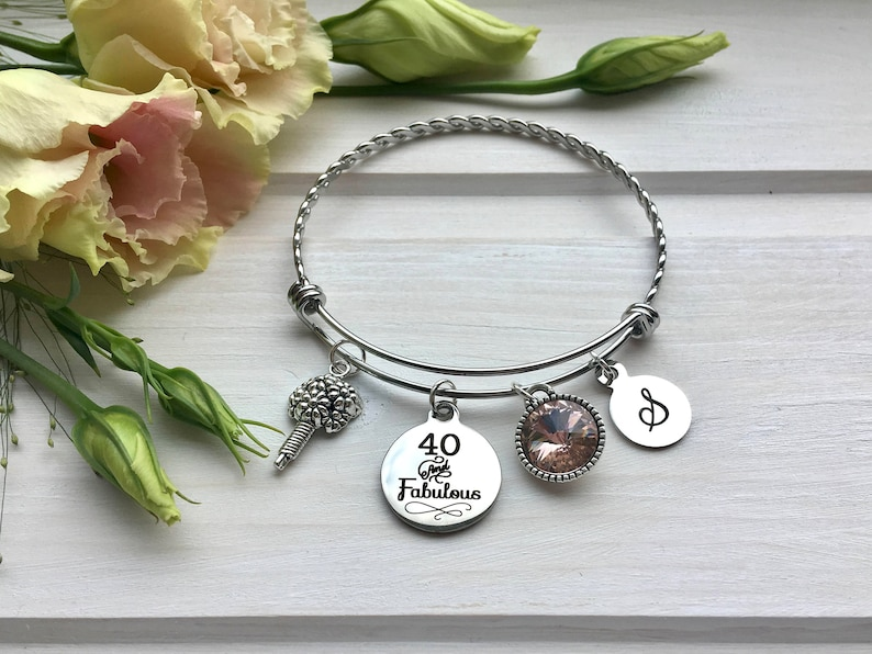 cef20efb84b Forty and Fabulous 40th Birthday Gifts for Women 40th