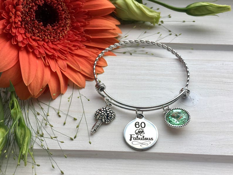60th Birthday Gift For Mom Gifts Women