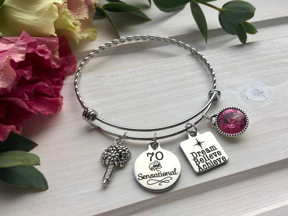 70th Birthday Gifts For Mom Gift Women
