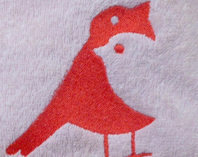 Shadow Illusions Embroidery File - Birds - 10x10 18x13