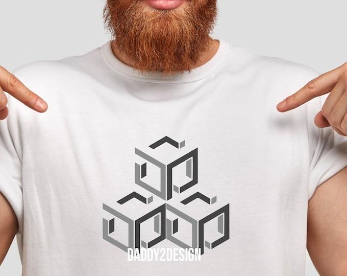 Geo Cube - Illusion Plot