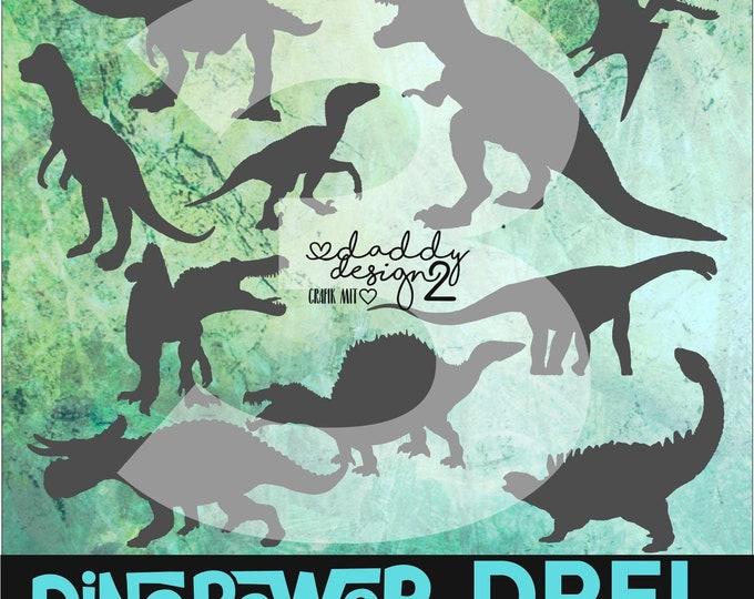 Dino Power - Shadows - THREE - Dinosaurs