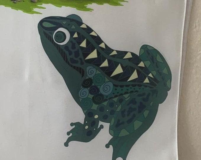 FROGDALA the SaPe Frog