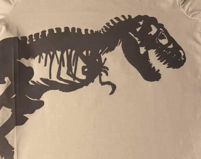 DinoSkeleton Mega details incl. less details