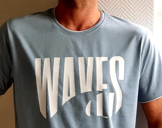 WAVES - the double motif - use the shaft