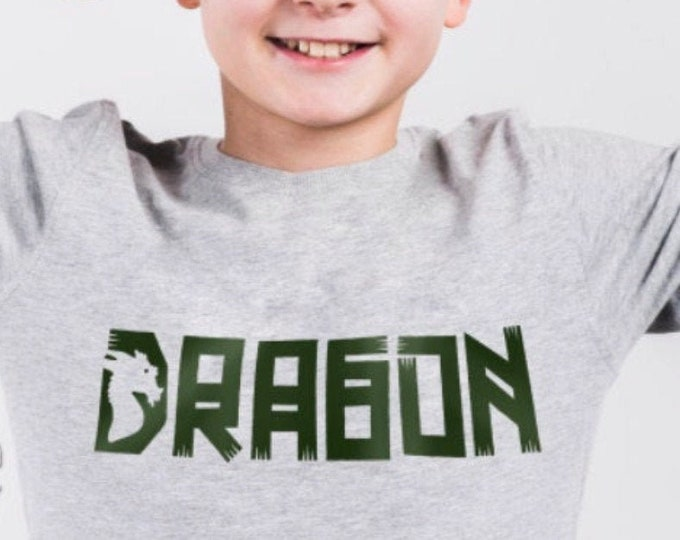 Drachen DRAGON TEENS Motiv